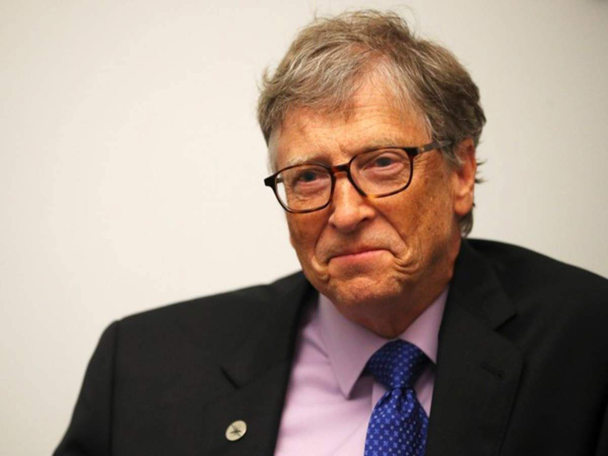Bill Gates on why he doesn't use an iPhone - Gadgets Now
