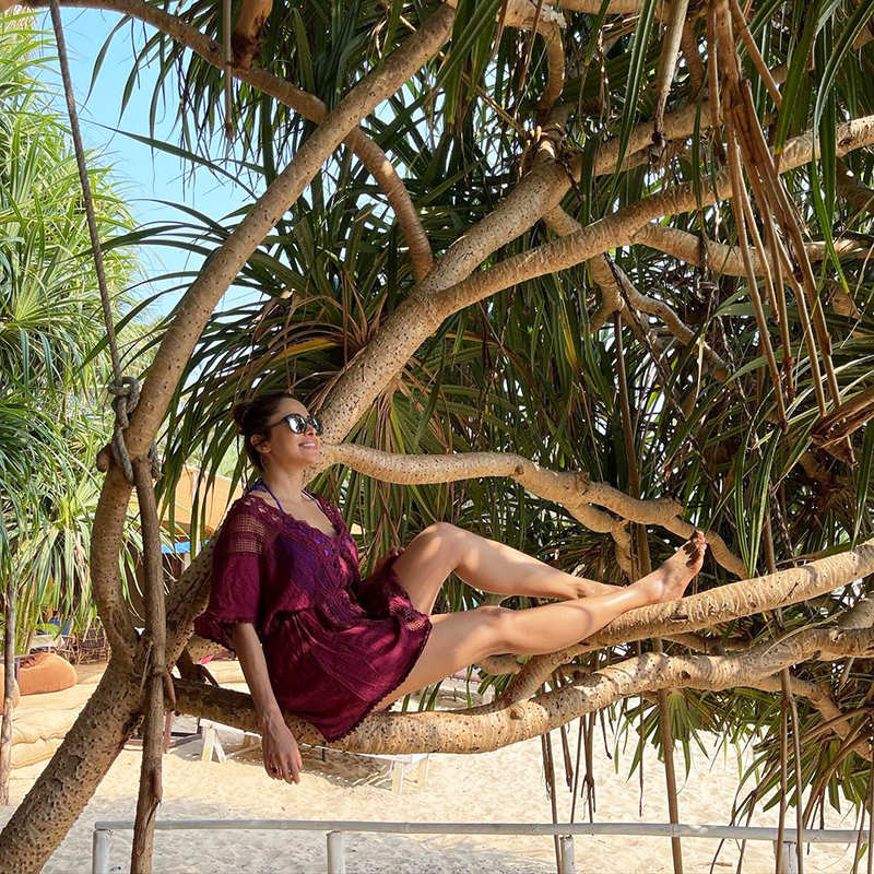 Nushrratt Bharuccha makes heads turn with her new vacation pictures
