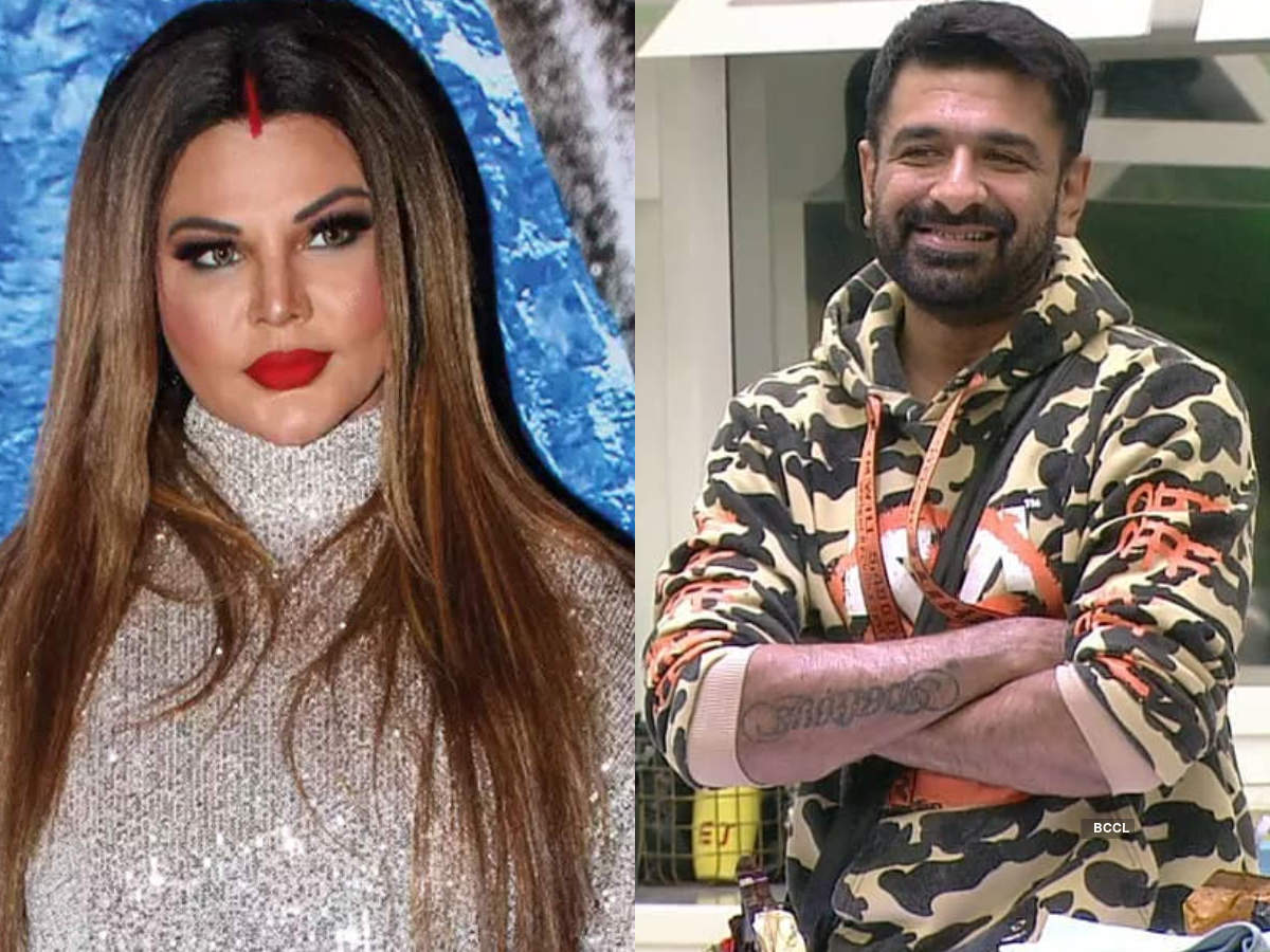 Rakhi Sawant to Eijaz Khan; contestants who started their second innings post Bigg Boss - Times of India