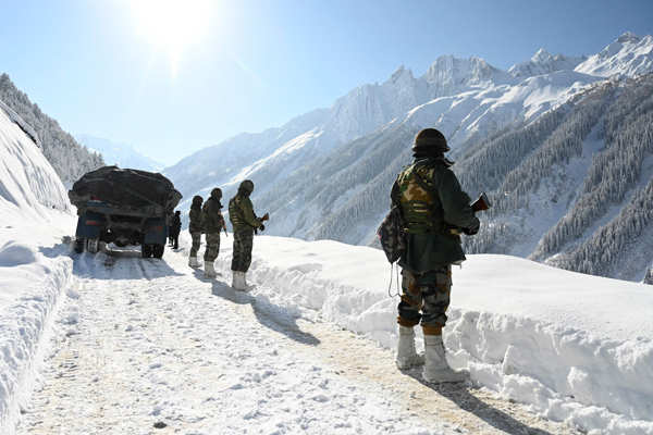 Srinagar-Leh highway reopens after two months