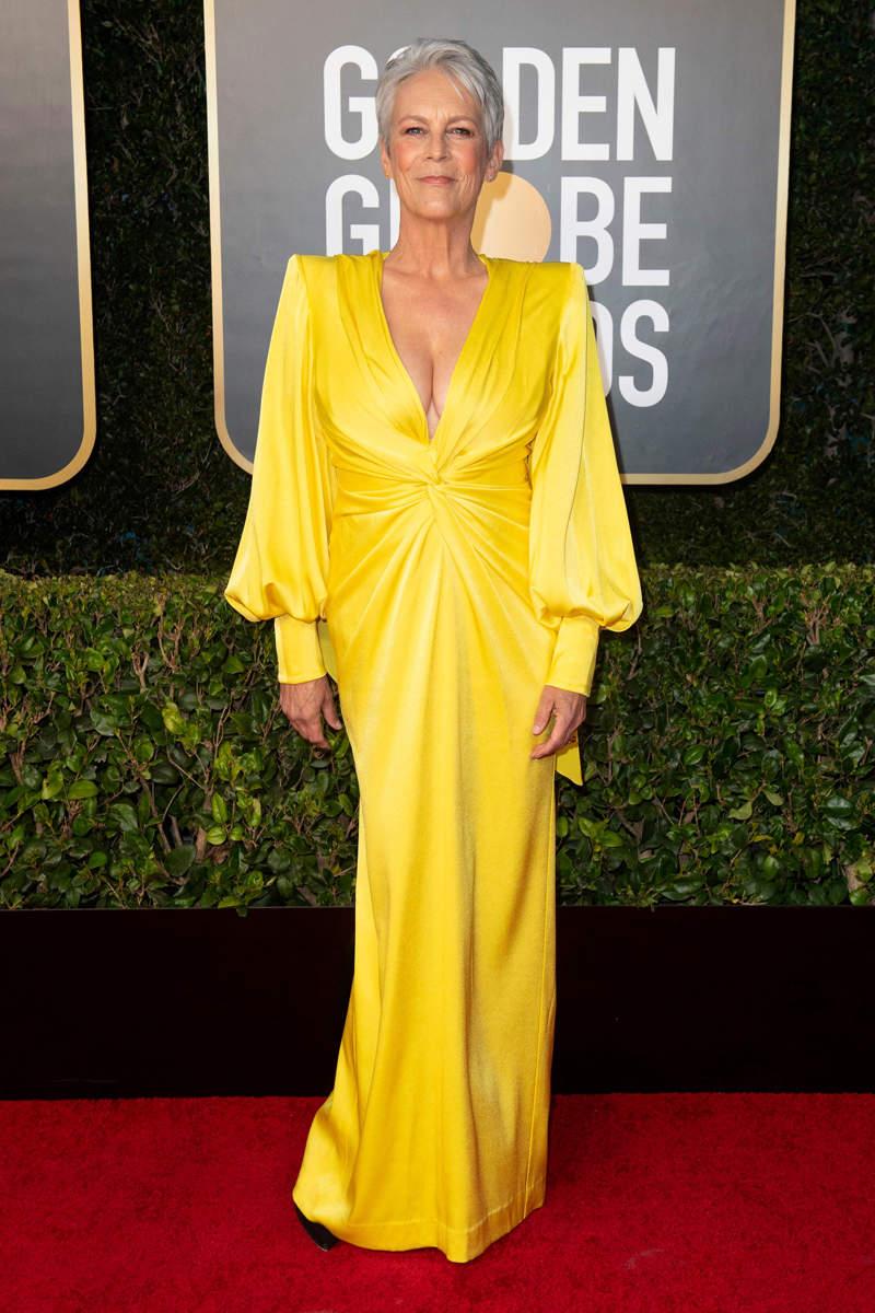 Golden Globe Awards 2021: Red Carpet