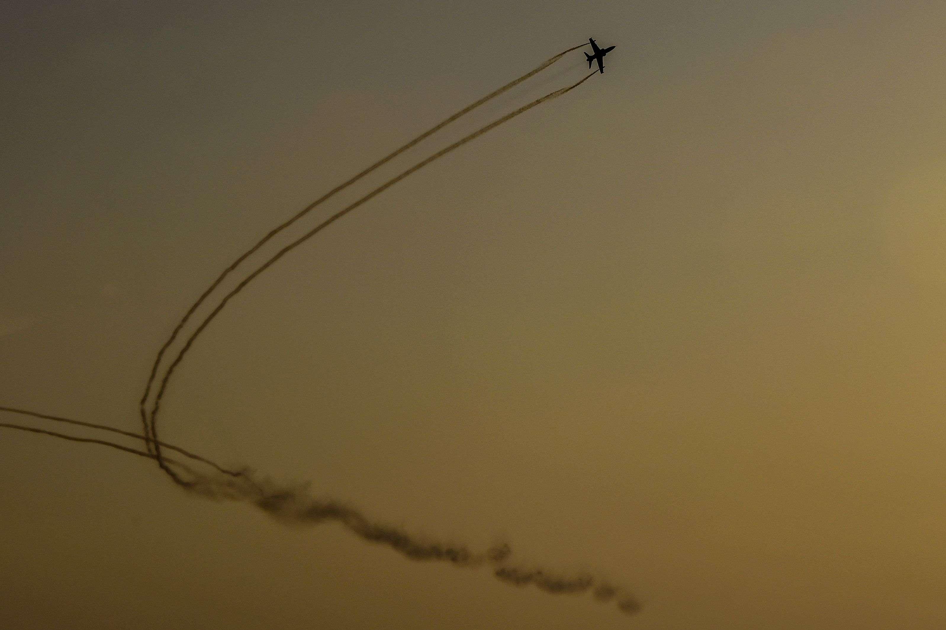 IAF rehearses for Sri Lankan Air Force's 70th anniversary celebrations
