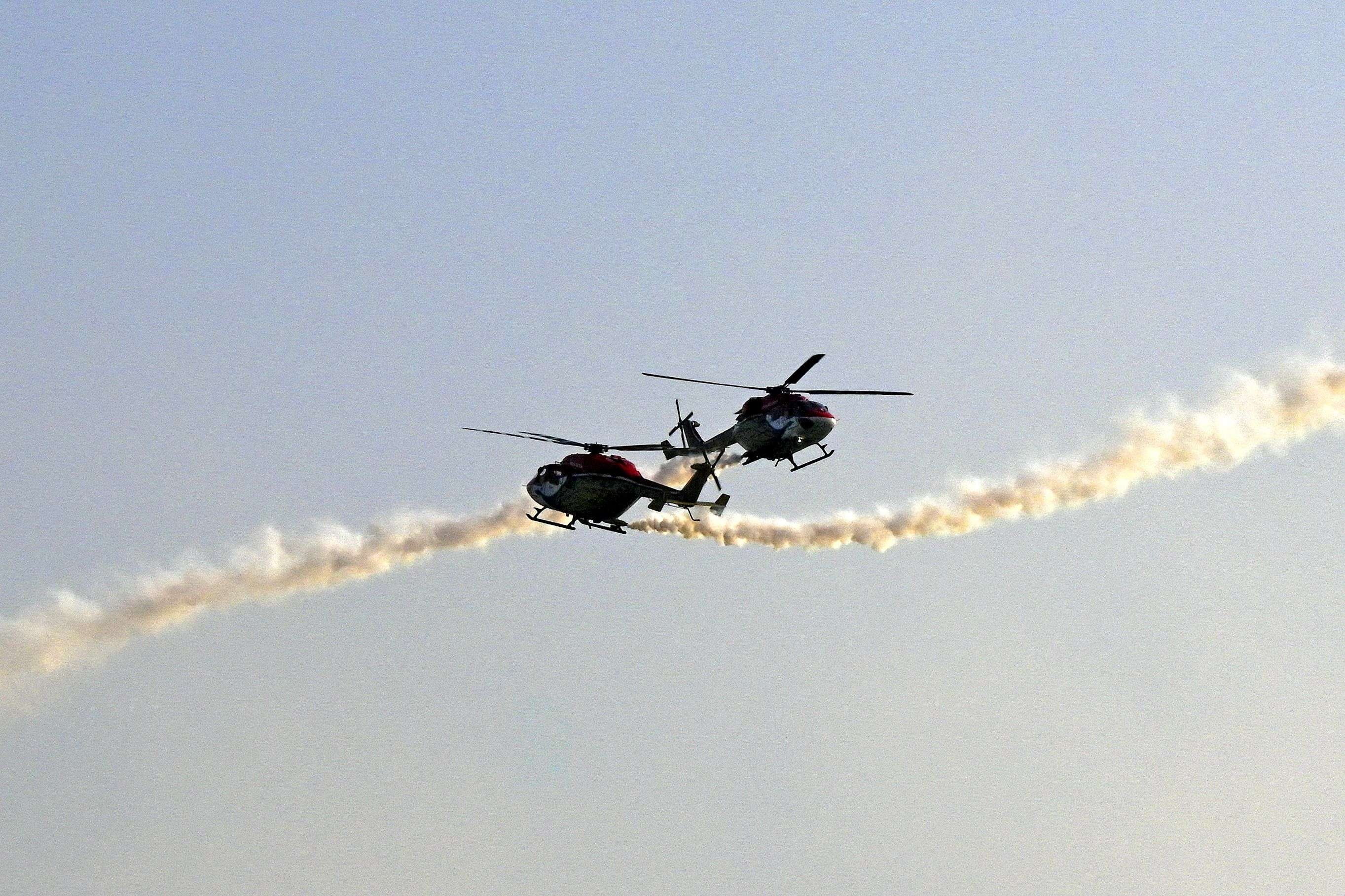 IAF rehearses for Sri Lankan Air Force's 70th anniversary celebrations