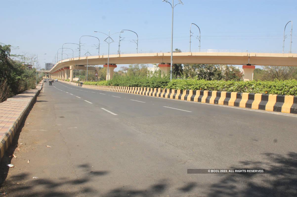 Mixed response to weekend lockdown in Nagpur