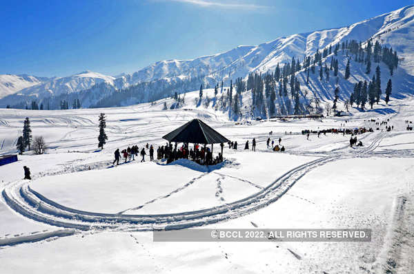 Tourism revives in Kashmir Valley