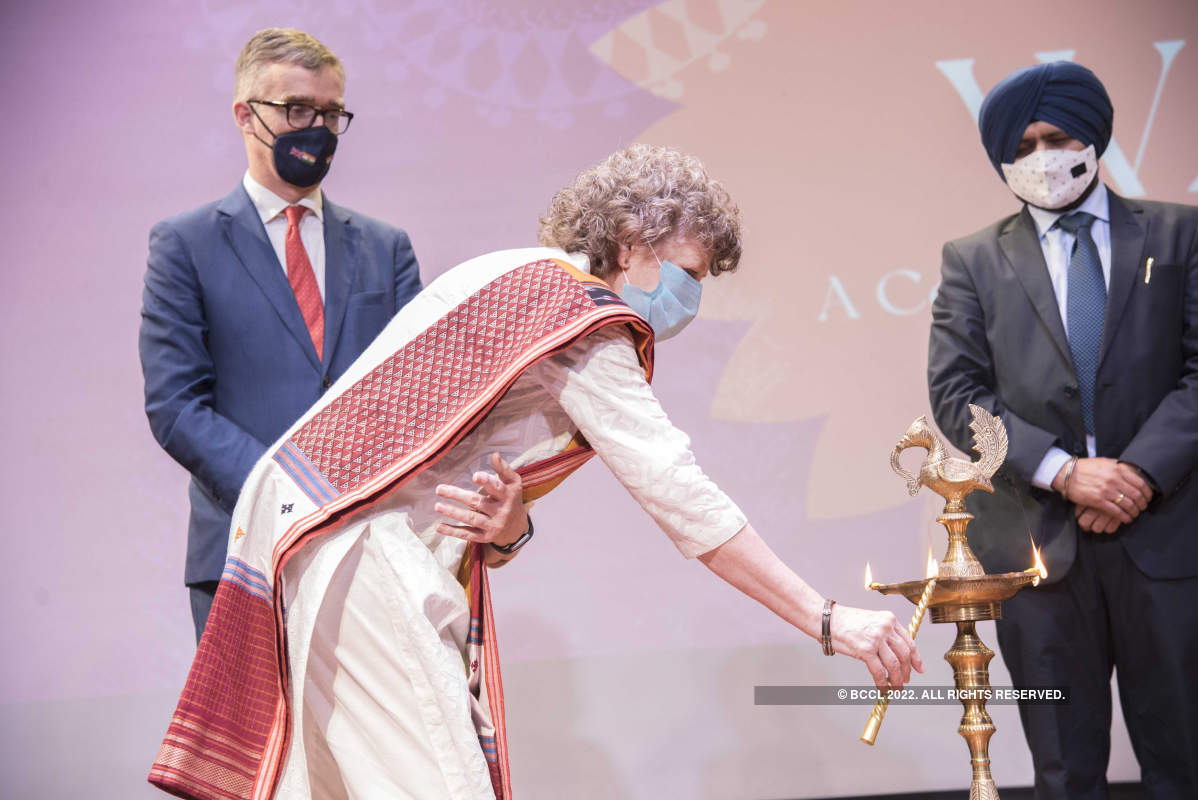 British Council launches a Warli Exhibition to celebrate India Craft Week 2021