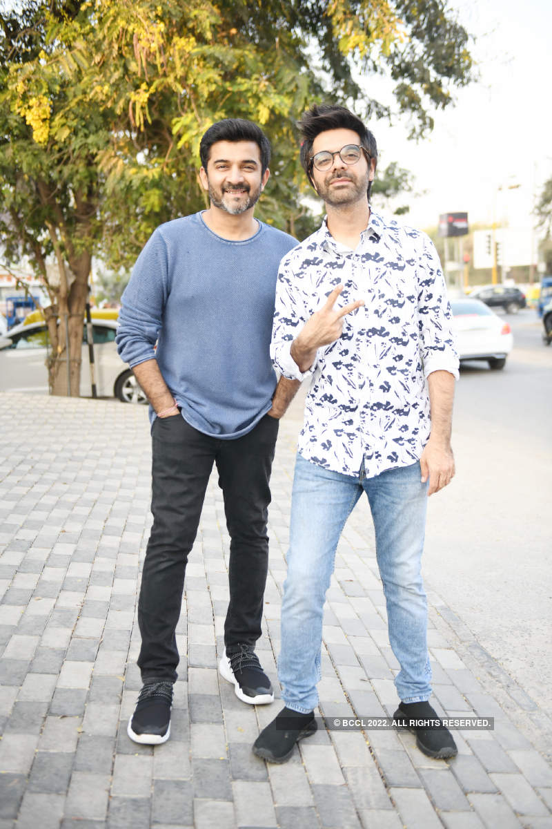 Sachin-Jigar visit Ahmedabad for a performance