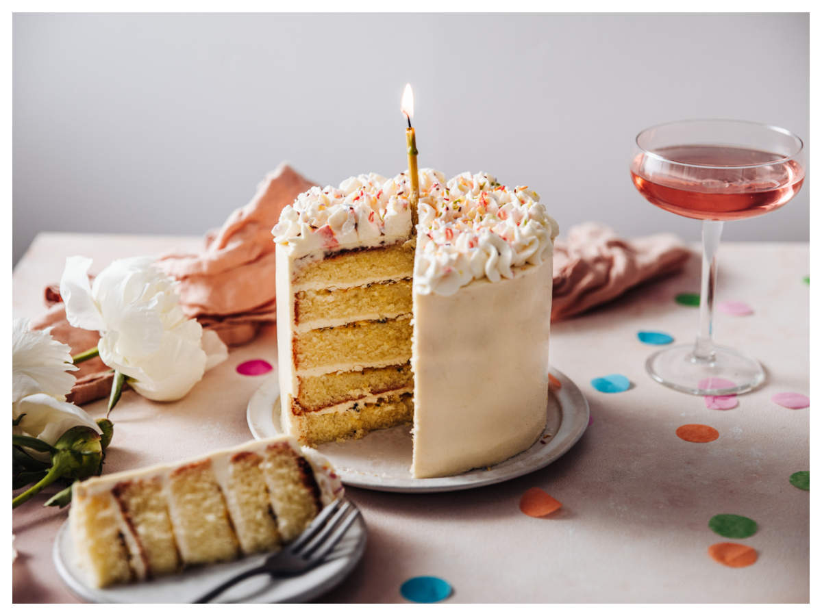 5 birthday cakes you can make in less than 10 minutes | The Times of India