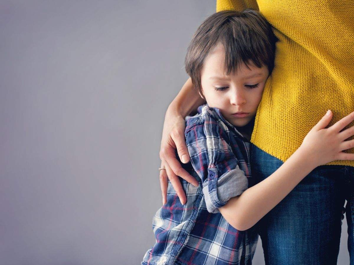 6 signs your child is mentally disturbed and needs help  | The Times of India