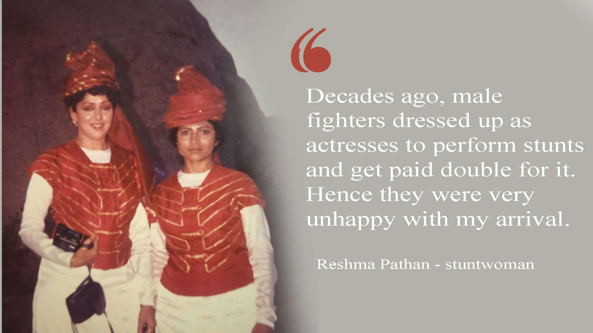 Reshma Pathan