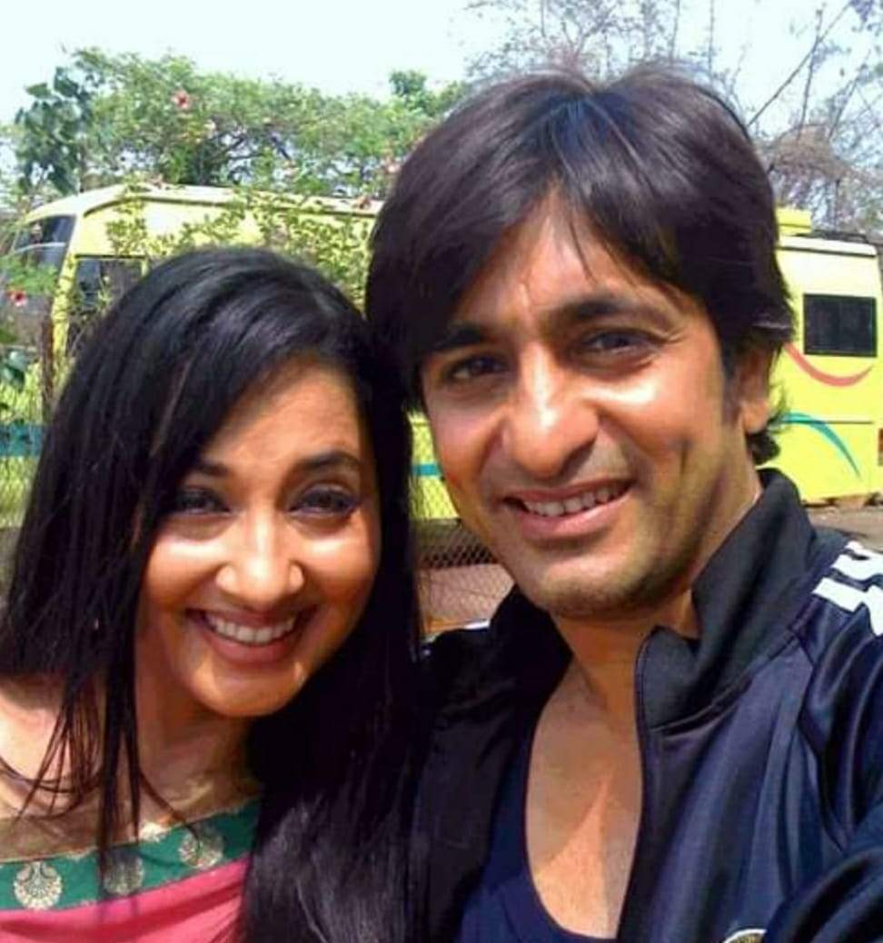 Rajiv Paul and Shruti Ulfat