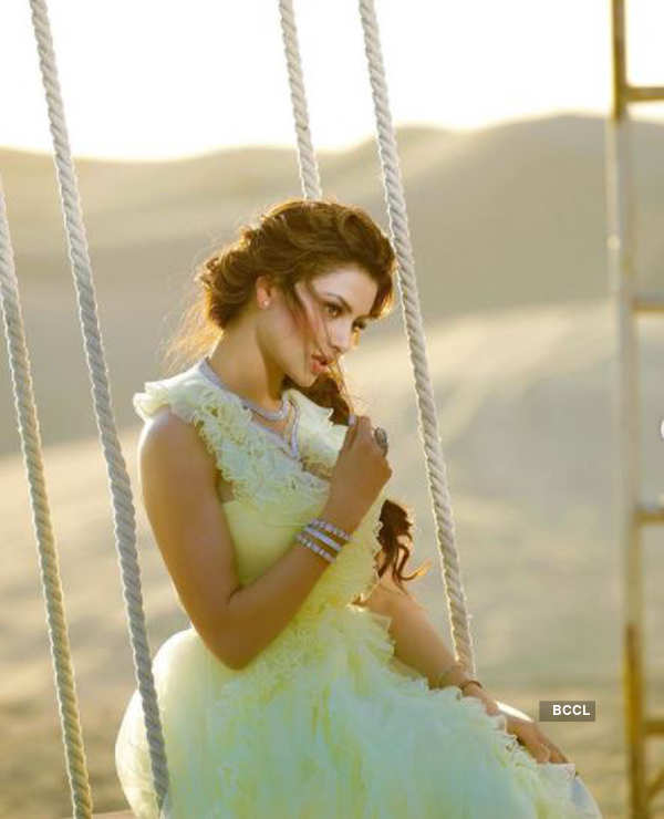 Urvashi Rautela teases fans with her glamorous pictures