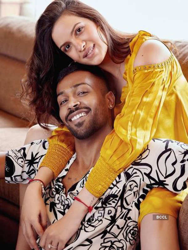 Cricketer Hardik Pandya and his wife Natasa Stankovic's lovey-dovey pictures go viral