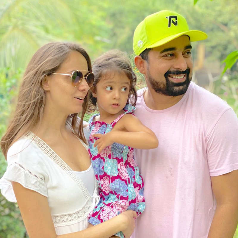 Rannvijay Singha and Prianka all set to welcome second baby