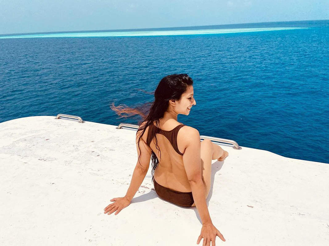 These vacation pictures of Tanishaa Mukerji will make you hit the beach!