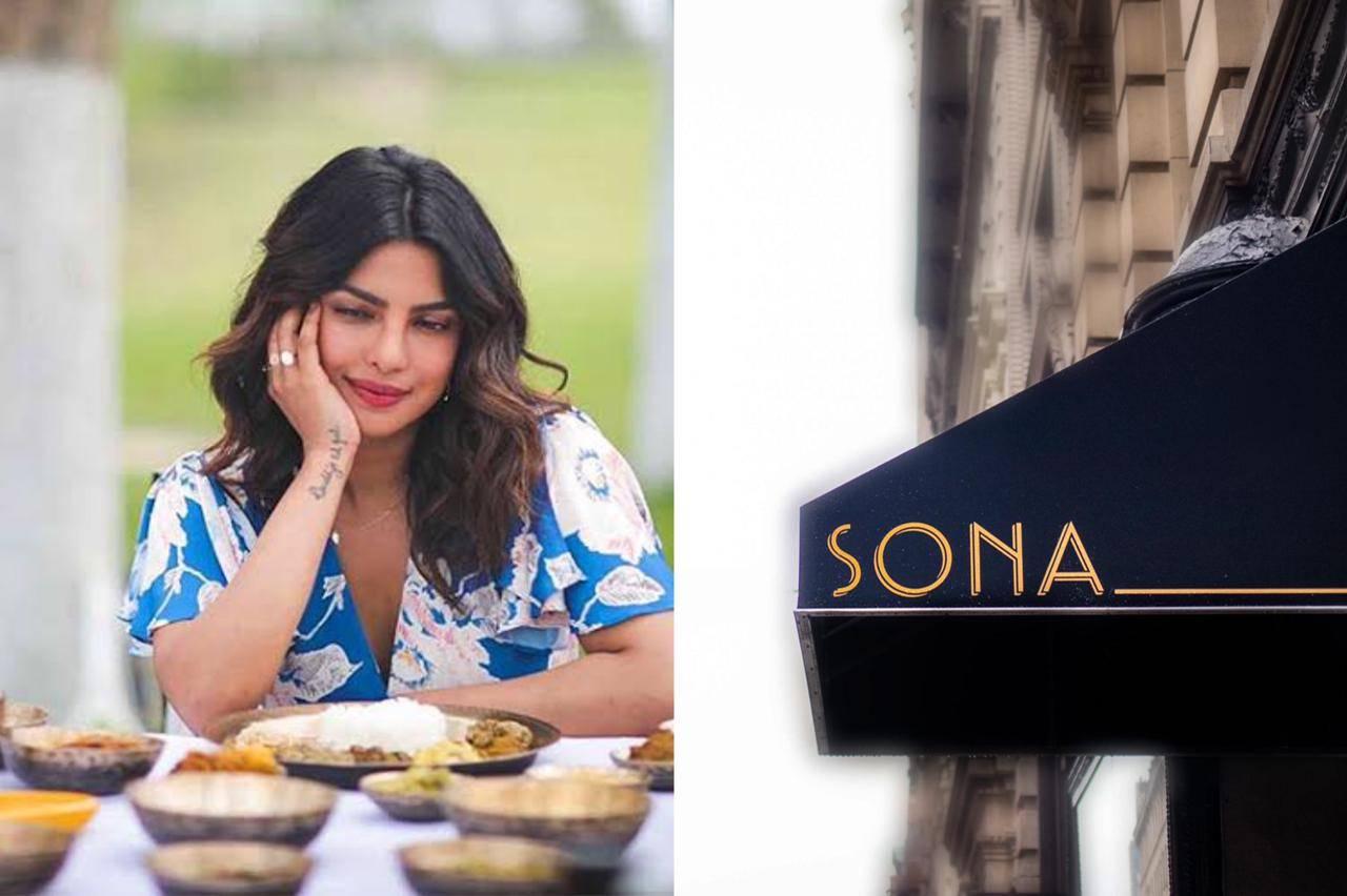 Priyanka Chopra Jonas Opens Indian Restaurant In New York, Calls It 'Sona'