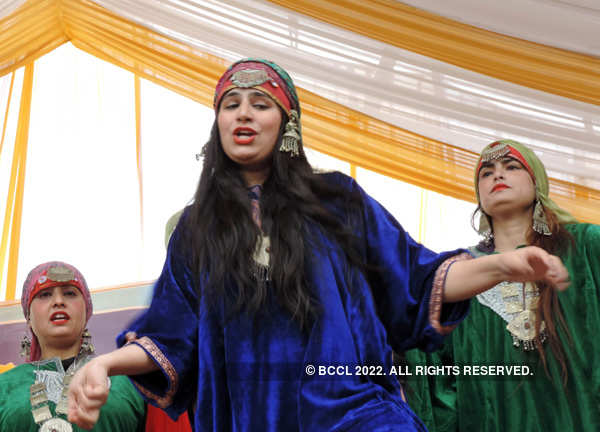 Tourism festival held in Kashmir