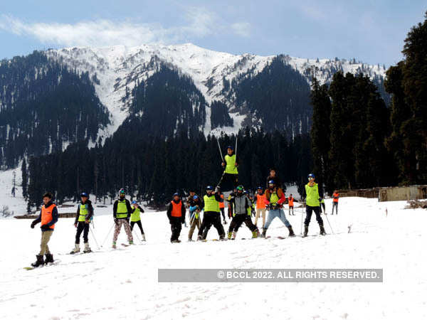 Tourism festival held in Kashmir
