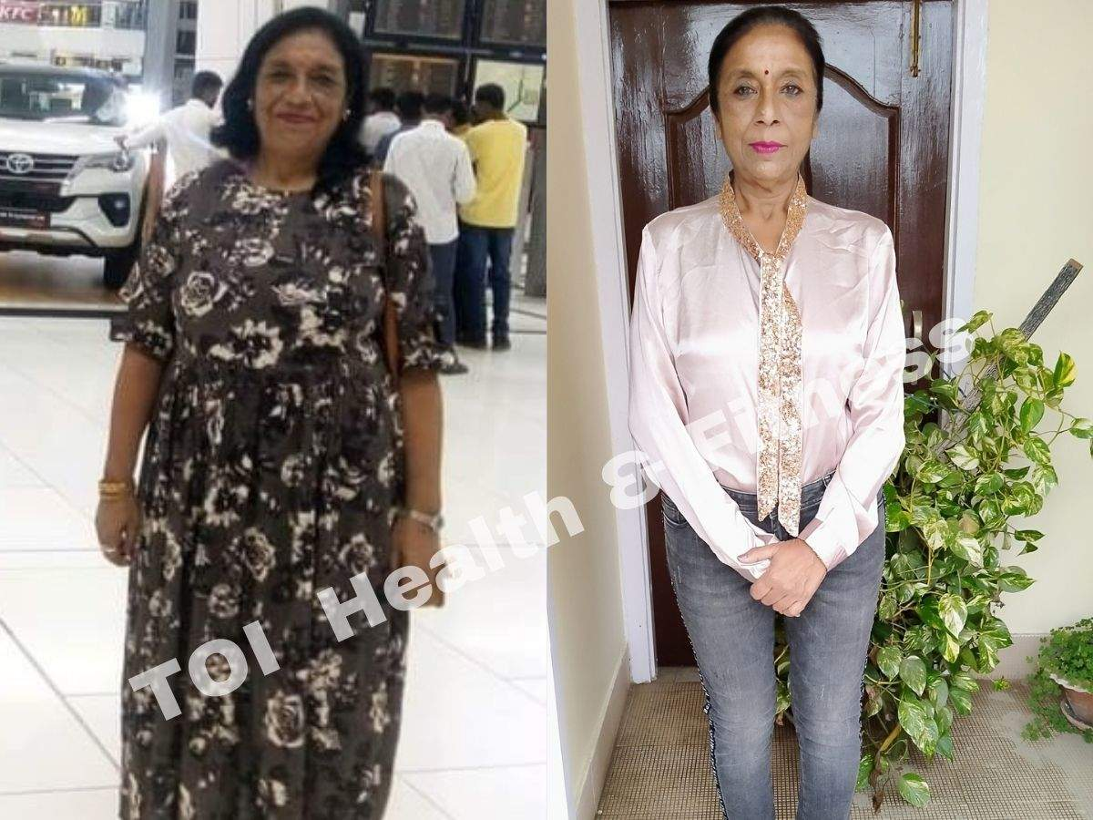 "Weight loss story: ""I lost 22 kilos without going to the gym and my secret is early dinners!""  