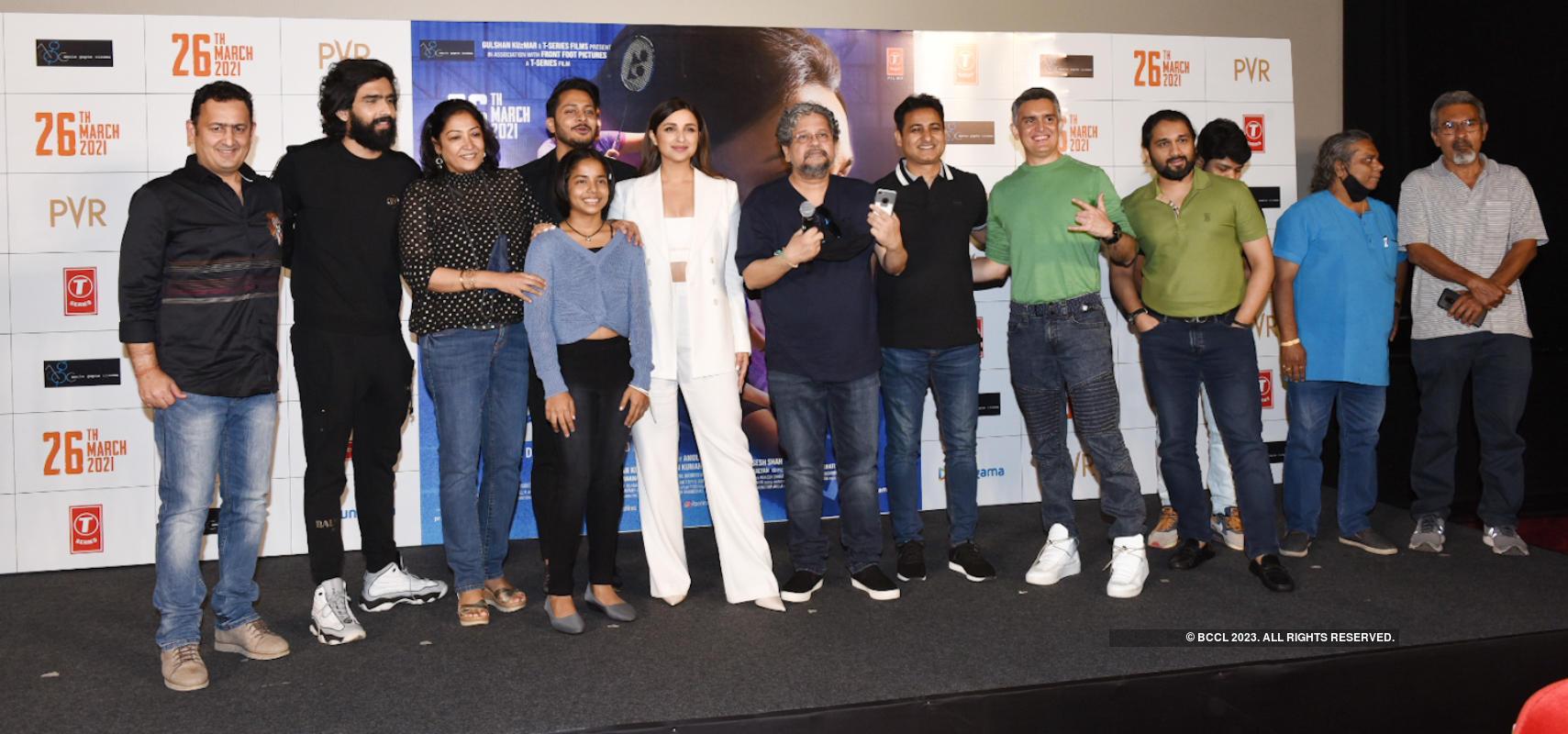 Saina: Trailer launch