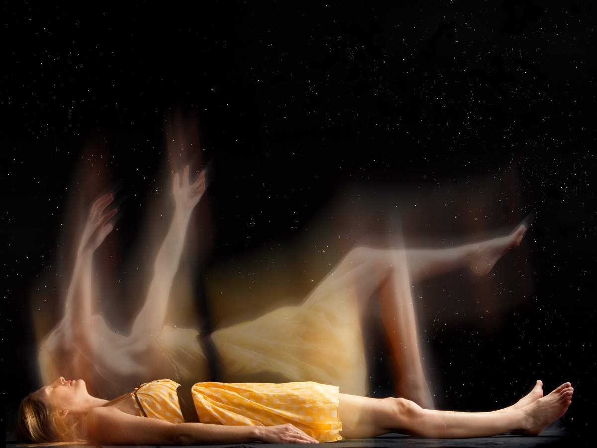DECODING DREAMS: Falling in your dreams? Here's what it means for you - Times of India