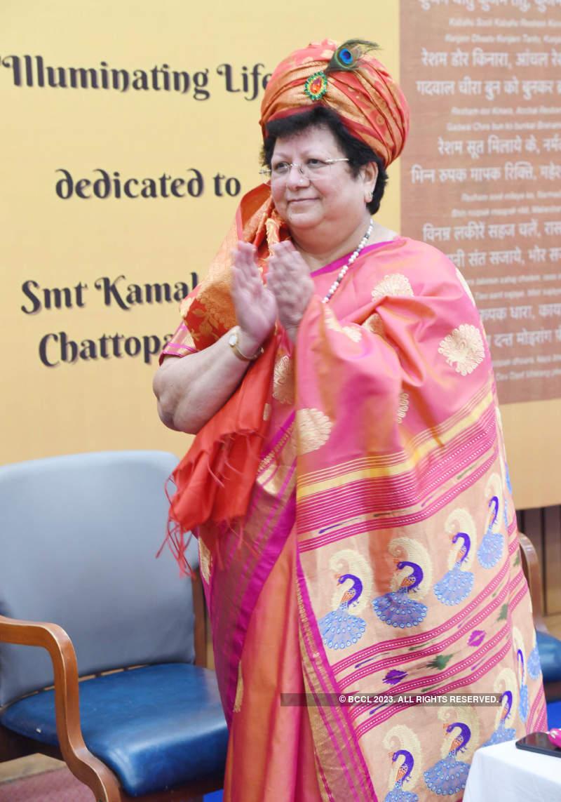 Women gather to promote  handloom & weavers