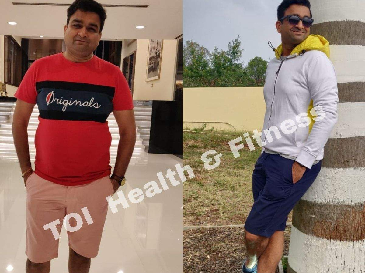 """Weight loss story: """"Khichdi and buttermilk helped me lose 16 kilos""""  
