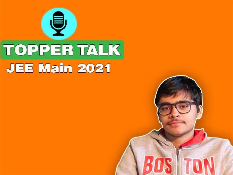 JEE Main 100 percentile scorer has offers from Cambridge, Imperial College, London