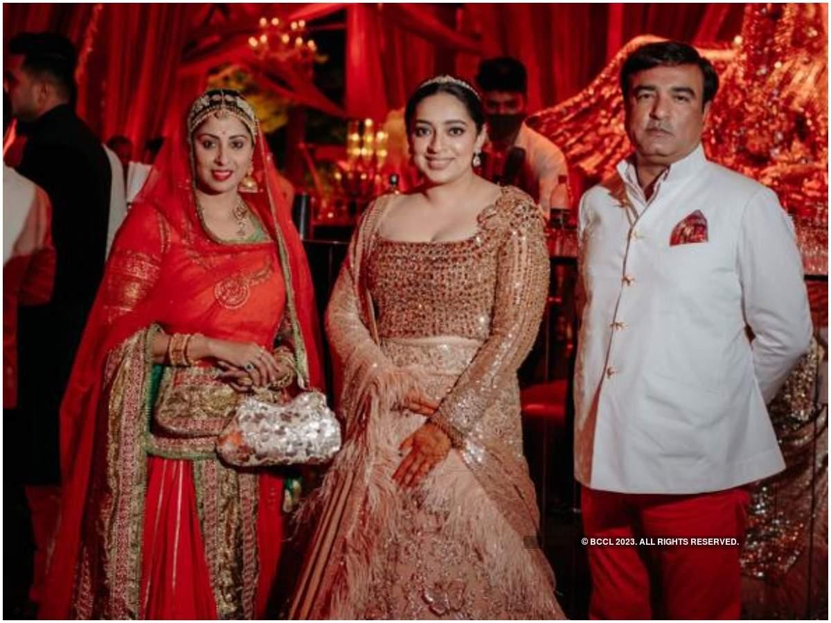 Nidhi Dutta with Sangita Ghosh and Shailendra Singh Rajput