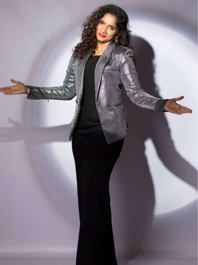 Daughter of Indian comedian Johnny Lever, Jamie Lever, is making her own name as a comedienne