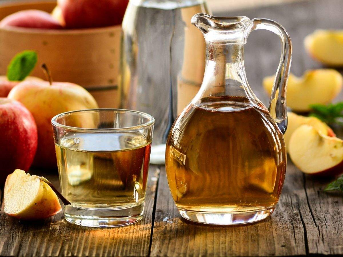 Morning or night: What's a better time to have apple cider vinegar? - Times of India