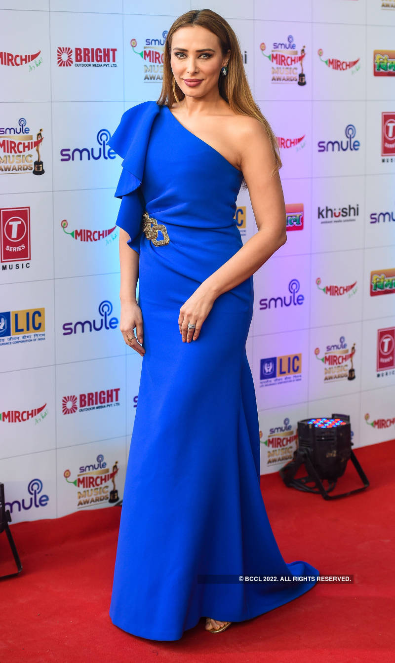 13th Smule Mirchi Music Awards: Red carpet