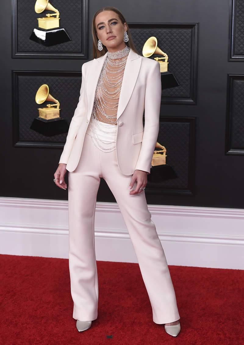 63rd Grammy Awards: Red Carpet