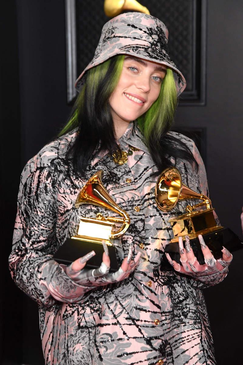 63rd Grammy Awards: Winners