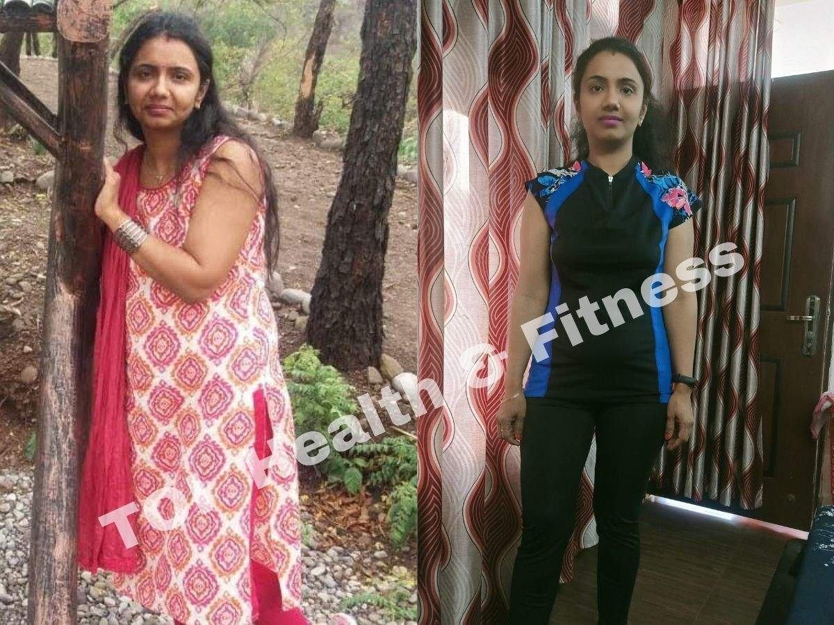 """Weight loss story: """"I have different breakfasts every day and work out twice a day""""  