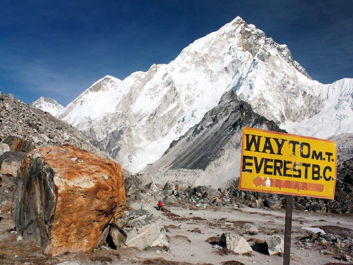Mount Everest set to reopen for the first time post-pandemic
