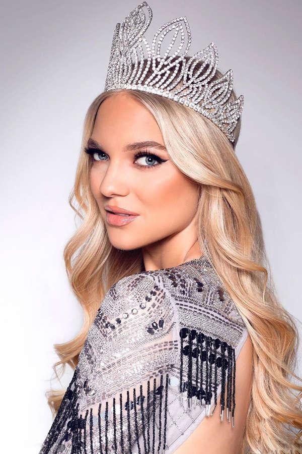 Amanda Petri chosen as Miss Universe Denmark 2020
