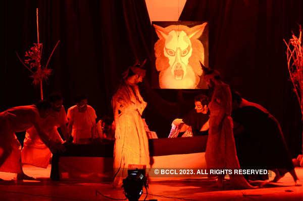 Drama festival organised in Srinagar