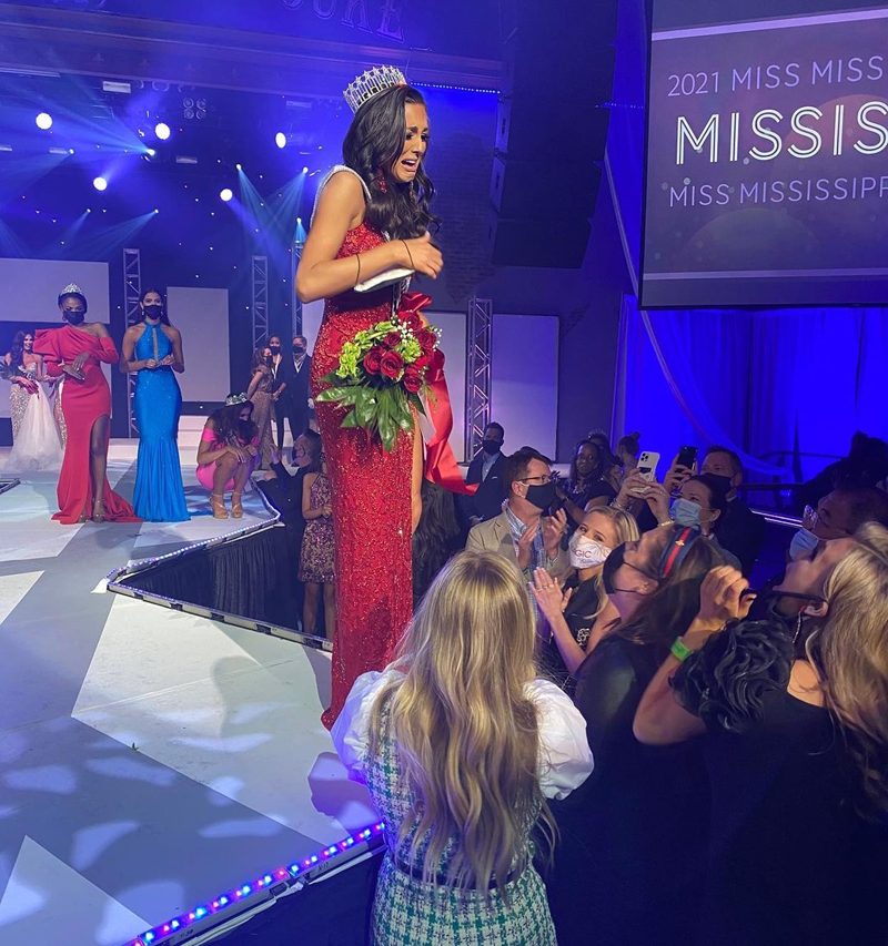 Bailey Anderson selected as Miss Mississippi USA 2021