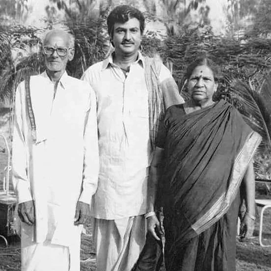 #GoldenFrames: Mohan Babu - Pictorial biography of Telugu Cinema's 'Collection King'