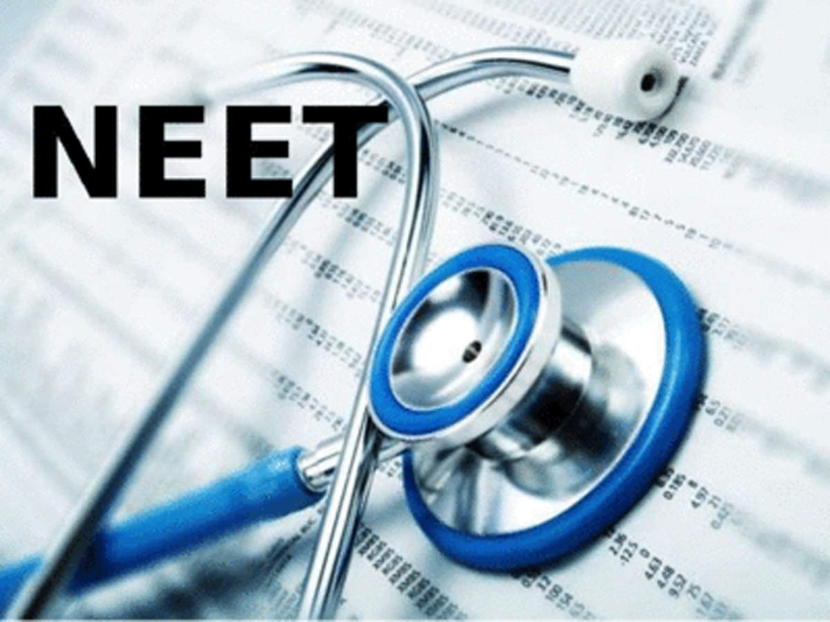 NEET 2021 scores may be used for admission to BSc Nursing, Life Sciences