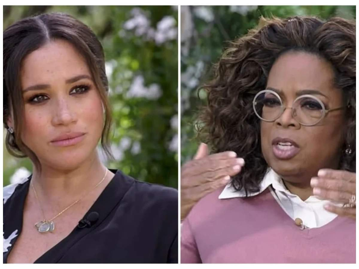 Meghan and Oprah interview