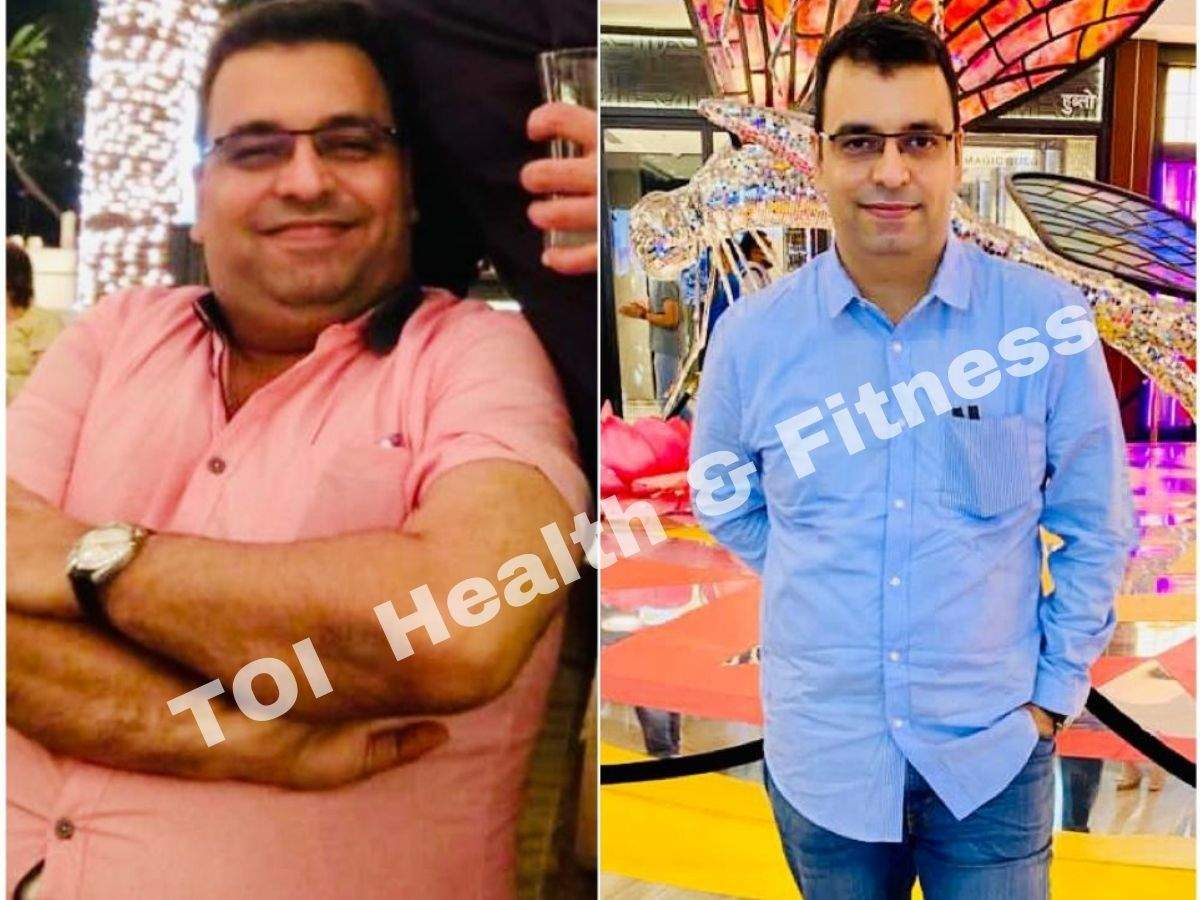 "Weight loss story: ""I followed my own diet and exercise and shed 32 kilos in under 4 months""  
