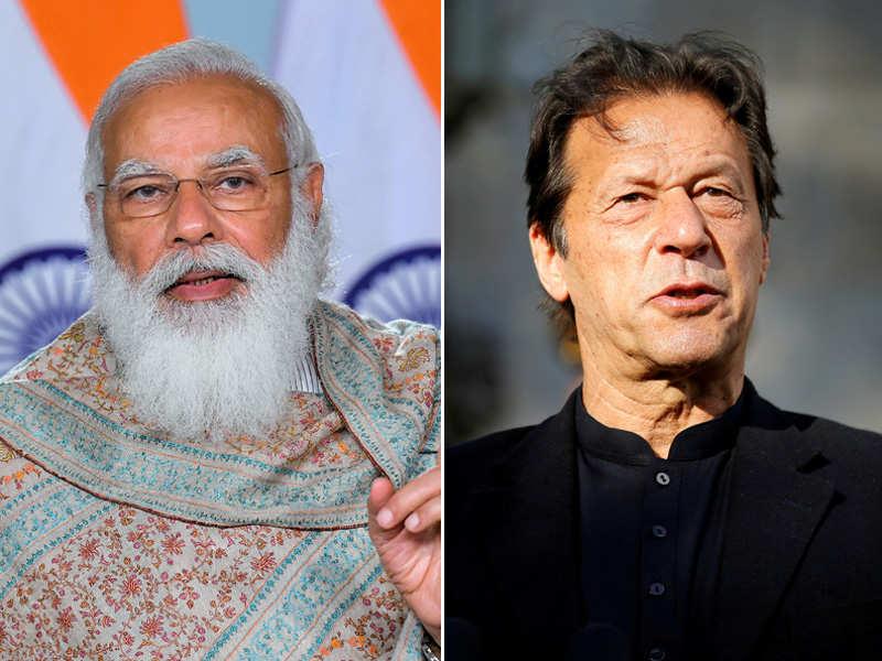 Imran writes back to PM Modi, says Pakistan also desires peace | India News  - Times of India