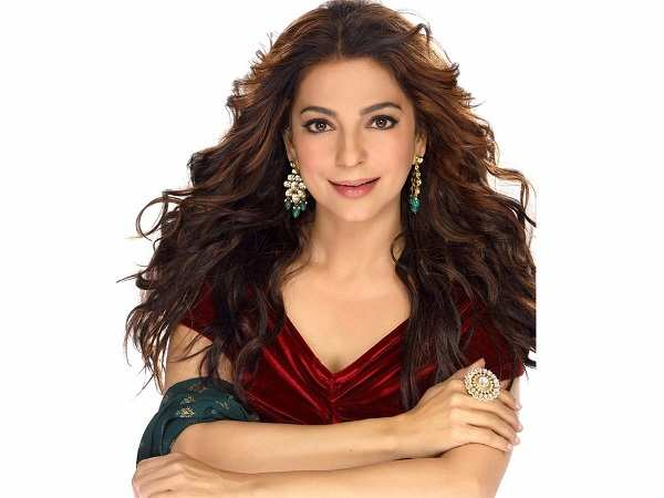 Juhi Chawla shares pictures of her #Stop5G initiative
