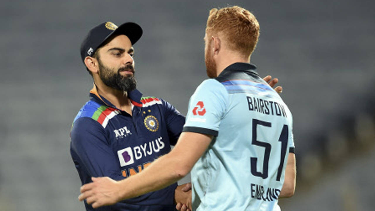 In Pics: Bairstow, Stokes star as England beat India to level ODI series 1-1  | The Times of India
