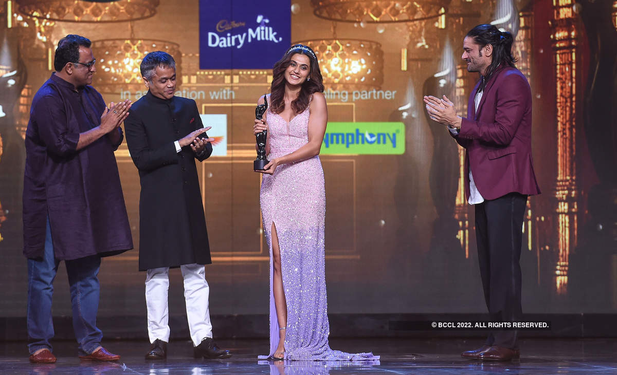 66th Filmfare Awards 11th April Screen Shot 2