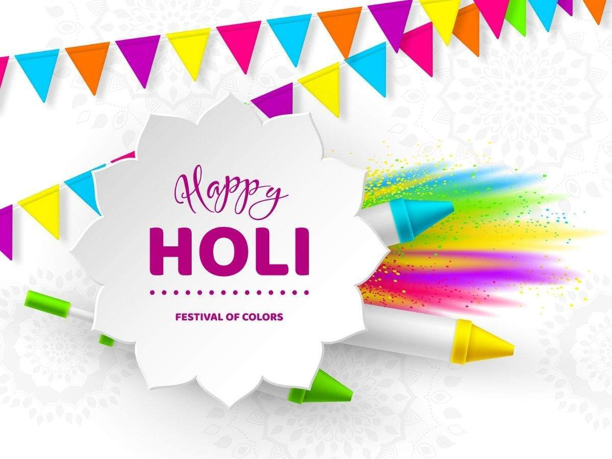 Happy Holi Quotes, Wishes and Messages