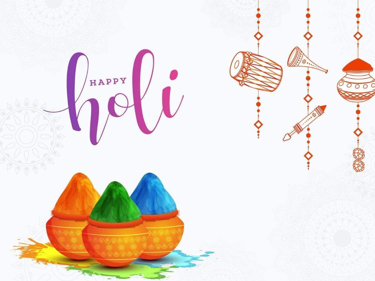 Happy Holi Wishes, Messages and Quotes