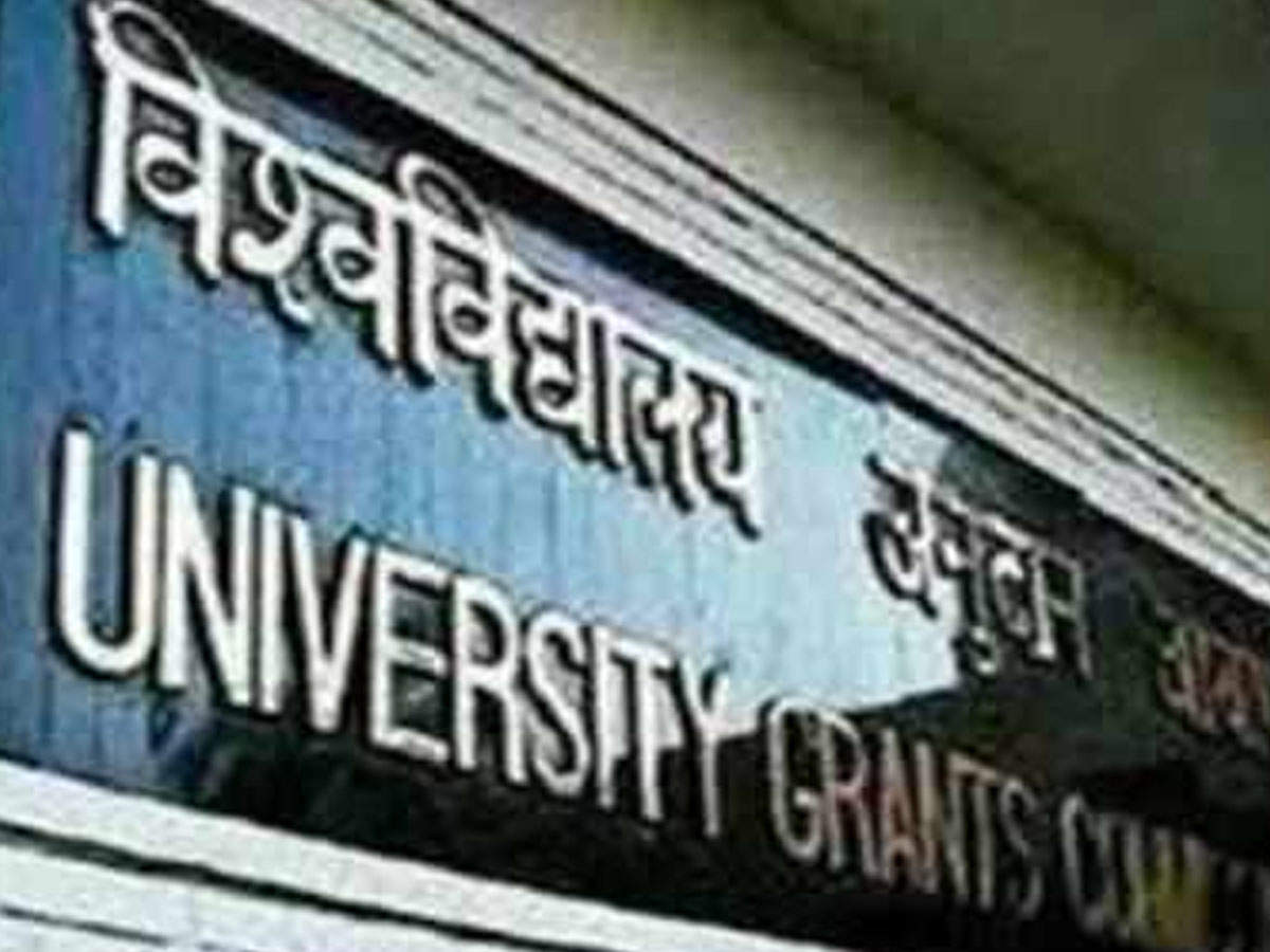 UGC allows universities to offer 40% course through online mode each semester